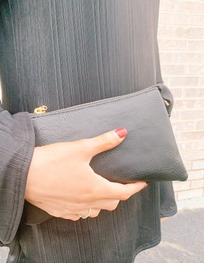 Poppy Purse (Black)